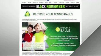 Tennis Express TV Spot, 'Going Green' - Thumbnail 4