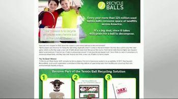 Tennis Express TV Spot, 'Going Green' - Thumbnail 5