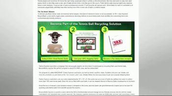 Tennis Express TV Spot, 'Going Green' - Thumbnail 6