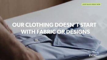 Rhone Black Friday TV Spot, 'Premium Men's Activewear: 30% Off' - Thumbnail 1