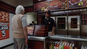 Little Caesars $5 Hot-N-Ready Classic Pizza TV Spot, '20 Years' - Thumbnail 2