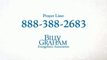 Billy Graham Evangelistic Association TV Spot, 'Happy Thanksgiving' - Thumbnail 9