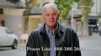 Billy Graham Evangelistic Association TV Spot, 'Happy Thanksgiving'
