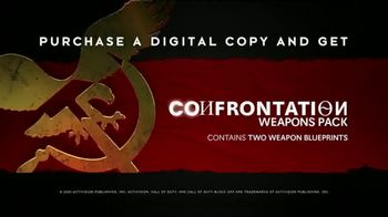 Call of Duty: Black Ops Cold War TV Spot, 'A New Threat: Confrontation Weapons Pack' Song by New Order - Thumbnail 10
