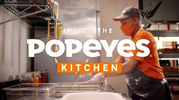 Popeyes TV Spot, 'Inside the Popeyes Kitchen: Dexter'