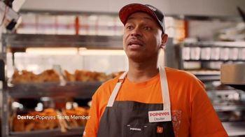 Popeyes TV Spot, 'Inside the Popeyes Kitchen: Dexter' - Thumbnail 3