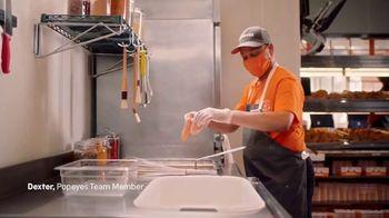 Popeyes TV Spot, 'Inside the Popeyes Kitchen: Dexter' - Thumbnail 4