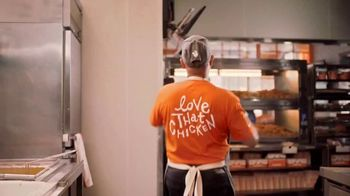 Popeyes TV Spot, 'Inside the Popeyes Kitchen: Dexter' - Thumbnail 6