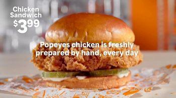 Popeyes TV Spot, 'Inside the Popeyes Kitchen: Dexter' - Thumbnail 9