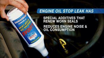 Lucas Oil Engine Oil Stop Leak TV Spot, 'The Green 87' - Thumbnail 9