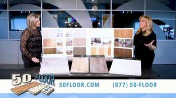 50 Floor TV Spot, 'New Year, New Floors'