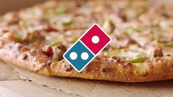 Domino's TV Spot, 'Carry Out Any Crust' - Thumbnail 1