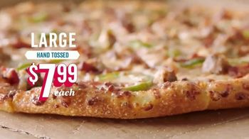 Domino's TV Spot, 'Carry Out Any Crust' - Thumbnail 3