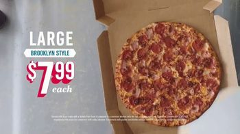 Domino's TV Spot, 'Carry Out Any Crust' - Thumbnail 6