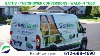 Bath Planet TV Spot, '20% Off and Good Housekeeping Warranty'