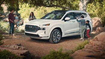Hyundai Santa Fe TV Spot, 'Aventura familiar' [Spanish] [T1] - Thumbnail 10