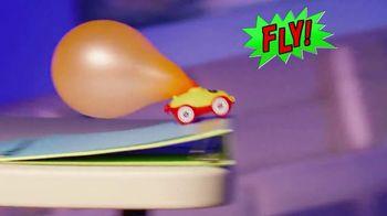 Balloon Zoom TV Spot, 'Blast Off'