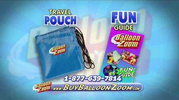 Balloon Zoom TV Spot, 'Blast Off' - Thumbnail 8