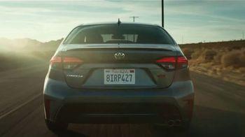 2021 Toyota Corolla TV Spot, 'Water' [T2] - Thumbnail 1