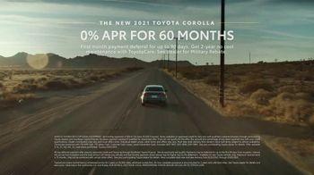 2021 Toyota Corolla TV Spot, 'Water' [T2] - Thumbnail 9