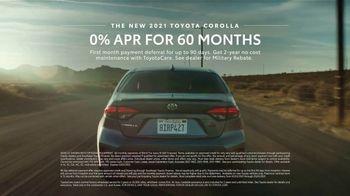 2021 Toyota Corolla TV Spot, 'Water' [T2] - Thumbnail 8