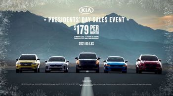 Kia Presidents Day Sales Event TV Spot, 'Conquer the Cold' [T2] - Thumbnail 7