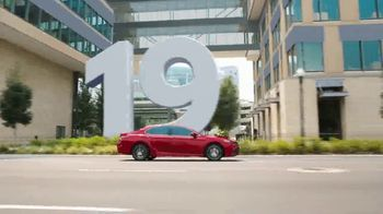 Toyota Run the Numbers Winter Event TV Spot, 'Start With Four: Camry' [T2] - Thumbnail 4