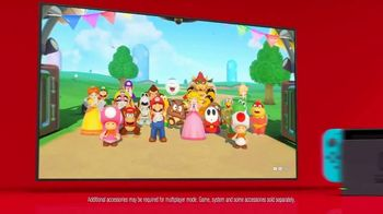 Nintendo Switch TV Spot, 'My Way: Super Mario Party' - Thumbnail 9