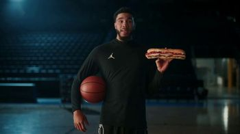 Subway TV Spot, 'Talking Serious Flavor' Featuring Draymond Green, Jayson Tatum