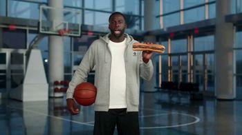 Subway TV Spot, 'Talking Serious Flavor' Featuring Draymond Green, Jayson Tatum - Thumbnail 1