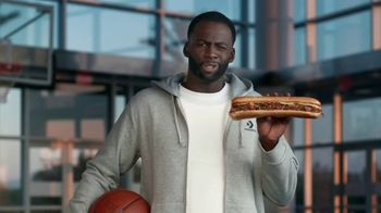 Subway TV Spot, 'Talking Serious Flavor' Featuring Draymond Green, Jayson Tatum - Thumbnail 5