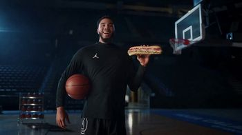 Subway TV Spot, \'Favorite Subs\' Featuring Draymond Green, Jayson Tatum