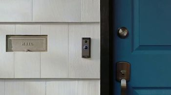 Ring Video Doorbell Wired TV Spot, 'Never Miss a Moment'