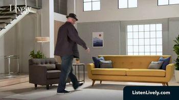 Listen Lively TV Spot, 'Lively User: Brett' - Thumbnail 1