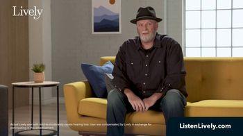 Listen Lively TV Spot, 'Lively User: Brett' - Thumbnail 2