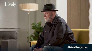 Listen Lively TV Spot, 'Lively User: Brett' - Thumbnail 3