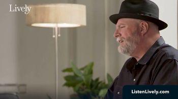 Listen Lively TV Spot, 'Lively User: Brett' - Thumbnail 4