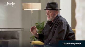 Listen Lively TV Spot, 'Lively User: Brett' - Thumbnail 5