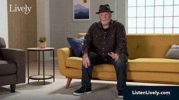 Listen Lively TV Spot, 'Lively User: Brett'