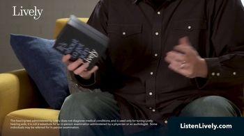 Listen Lively TV Spot, 'Lively User: Brett' - Thumbnail 7