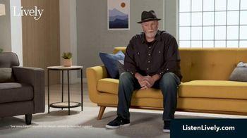 Listen Lively TV Spot, 'Lively User: Brett' - Thumbnail 8