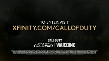 Comcast/XFINITY TV Spot, 'Call of Duty Black Ops Cold War: Warzone Challenge: Laptop' - Thumbnail 10
