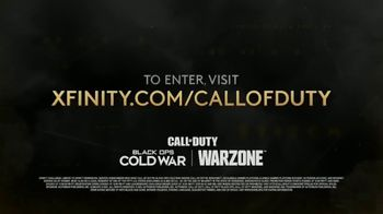Comcast/XFINITY TV Spot, 'Call of Duty Black Ops Cold War: Warzone Challenge: Laptop' - Thumbnail 9