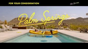 Hulu TV Spot, 'Palm Springs' Song by Cyndi Lauper - 325 commercial airings
