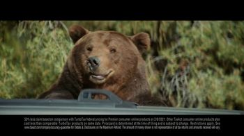 TaxACT TV Spot, 'Bear: Taxes Aren't Scary: 50%' - Thumbnail 9