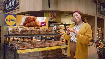 LiDL TV Spot, 'Crazy Cost-Effective Croissants'