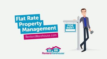 Renters Warehouse TV Spot, 'Late With the Rent' - Thumbnail 10