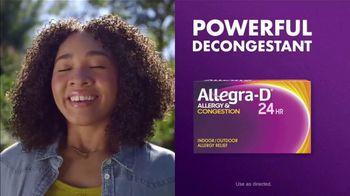 Allegra TV Spot, 'Millions of People: Allergy & Congestion' - Thumbnail 10