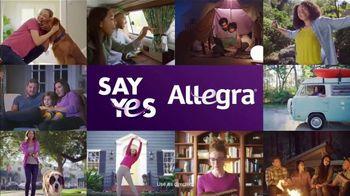 Allegra TV Spot, 'Millions of People: Allergy & Congestion' - Thumbnail 2