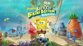 Spongebob Squarepants: Battle for Bikini Bottom - Rehydrated TV Spot, 'Explore Bikini Bottom' - 76 commercial airings